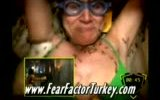fear factor extreme 2'den olay görüntüler!!!