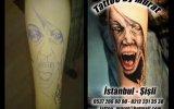 istanbul dövmeci profesyonel dövme videosu izle