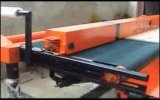 halı tarama ve paketleme makinası
