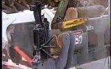 süper odun kesme makinası