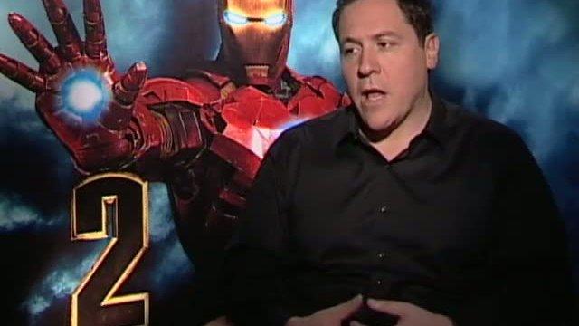Iron Man Röportaj 2