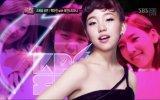 120422 SNSD TaeYeon Tiffany (with Beak A-Yeon) Lady Marmalade  KPS view on izlesene.com tube online.
