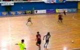 Futsal Maçında Harika Gol view on izlesene.com tube online.