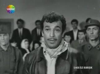 Saka Ile Karisik - Sadri Alisik Bu da mı Gol Değil?