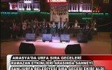 Amasya'da Urfa Sıra Geceleri