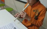 Topkapı Doğa Koleji Jingle Bells Tuna Duman Yılbaşı Yeni Yıl Şarkısı Blok Flüt