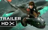 How To Train Your Dragon 2 (Ejderhanı Nasıl Eğitirsin) Official Trailer 2
