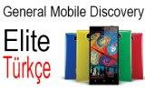 General Mobile Discovery Elite İnceleme TÜRKÇE