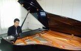 HAYDN SONAT 2. Bölüm PİYANO SONATLARI Sonate in Es Hoboken XVI Piyanist Güneş Akustik Grand Kuyruklu