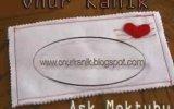 Onur Kanık  -  Aşk Mektubu