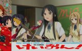 K-on!  1,2,3 Y Canciones [tv Size] Full Hd {lyrics} {1080p}
