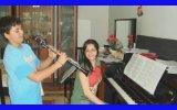 Klasik Müzik Klarnet  Piyano Parçası Vacances Si bemol Clarinet Klasikler Müzik Piyanist CEREN Çald1