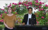 En Güzel şarkılar KIRMIZI GÜLÜN ALİ VAR Piyano Solo Gül Sanat Müzikleri Videosu Rumeli Trakya Al Alı