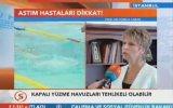 Prof.Dr.Yonca Tabak Stv Haberde Haber Ekranı Programına Konuk oldu