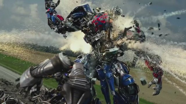 Transformers Age of Extinction - Kısa Fragman (Kader)