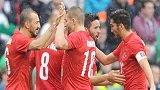 İrlanda Cumhuriyeti 1-2 Türkiye (Maç Özeti)