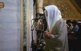 Ebubekir Şatıri ile akşam namazı - Sultanahmet Camii