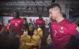 Ronaldo Çocukları Kırmadı