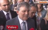Cumhurbaşkanı Gül'den Flaş Adaylık Açıklamas�
