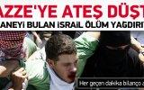 İsrail Savaş Uçakları Gazze'yi Vuruyor!