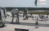 Star Wars Setinden İnanılmaz Görüntüler