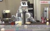 Bir Robot Size Tatlı Hazırlasın İster Misiniz?