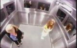 Korkutan Asansör Şakası