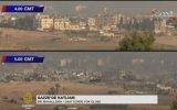 Gazze'de Koca Mahallenin 1 Saatte Yok Olması