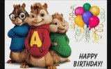Katy Perry - Birthday (Cover Alvin And The Chipmunks)