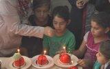 Yetim çocuklara doğum günü kutlaması - ADIYAMAN