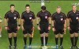 Saygı Duruşunda Tekbir Getiren Fenerbahçe Taraftarı