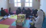 """Suriyeliler için """"Hayata Destek Evi"""" açıldı - ŞANLIURFA"""