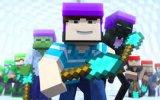 Minecraft Animasyon Spleef