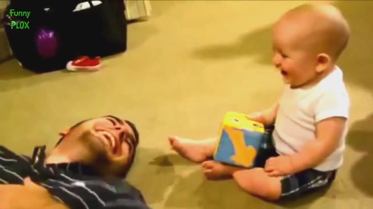 Bebeklerin birbirinden komik halleri7718431 949901280x720