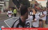 Beşiktaşlı Taraftarlardan Londra Çıkarması