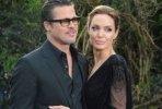 Brad Pitt Ve Angelina Jolie Dünya Evine Girdi