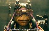 Ninja Kaplumbağalar - Donatello Türkçe Altyazılı
