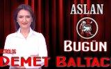 ASLAN Burcu, GÜNLÜK Astroloji Yorumu,30 AĞUSTOS 2014, Astrolog DEMET BALTACI Bilinç Okulu