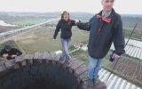 Yükseklik Korkusuna Tehlikeli Bir Çözüm
