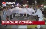 Cumhurbaşkanı Erdoğan'ın Konuşmasında Mikrofon Krizi view on izlesene.com tube online.