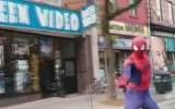 Spiderman'in Ağı Biterse