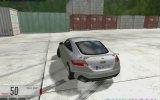 3D AUDİ TT Drift Oyununun Oynanış Videosu