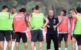 Milli takımda Danimarka hazırlıkları