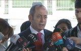 Chp Grup Başkanvekili Hamzaçebi - Aym'ye İptal Başvurusu (1) - Ankara