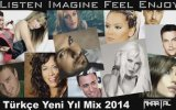 Türkçe Pop Yeni Yıl Mix 2014 / Yılbaşı Party Mix 2014 / Turkish Pop Music Mix 2014