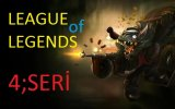 Darius - Türkiye Elmas Küme Dereceli Oyun - League of Legends