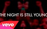 Nicki Minaj - The Night Is Still Young (Lyric Video)