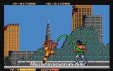 Crude Buster  Efsane Atari Oyunu