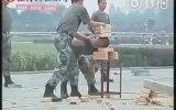 Çin'de Askeri Eğitim