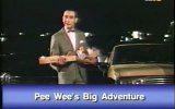 Pee-wee\'s Big Adventure 1. Fragmanı